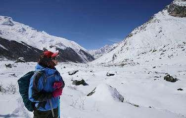 A Solo Female Trek in Himalaya Nepal