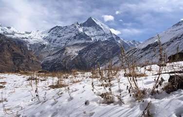 Accommodation and Meals in Nepal Trek