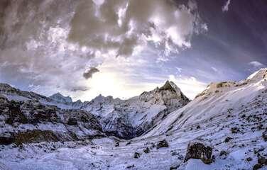 Annapurna Base Camp Trek in Spring