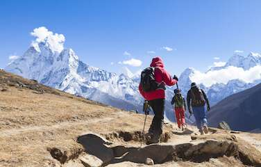 About Everest base camp trek 14 days itinerary