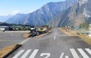 Hiring Guide and Porter from Lukla