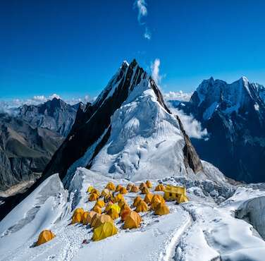 Expedition In Nepal  - Himalayan Frozen Adventure
