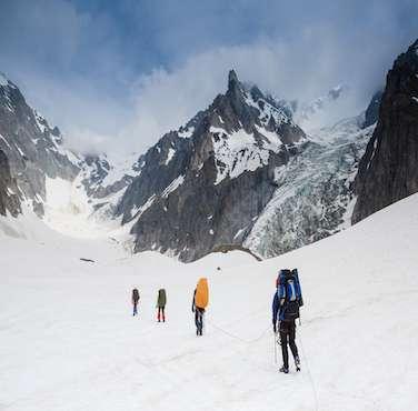 Peak climbing in Nepal - Himalayan Frozen Adventure