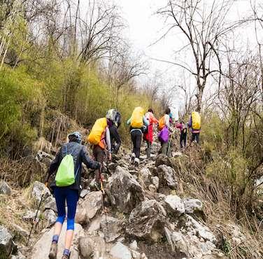 Trekking in Nepal - Himalayan Frozen Adventure