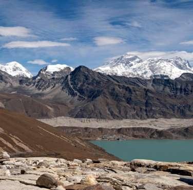 Everest Highest Lake