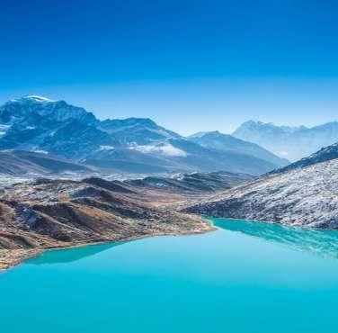 Amazing Gokyo Lake