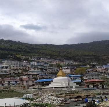 Beautiful Namcha Bazar