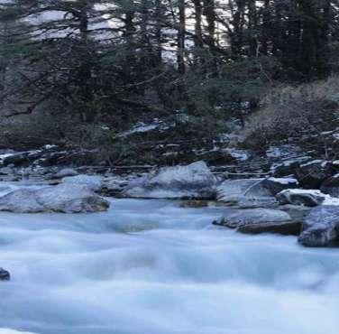 Beautiful Himalayan River