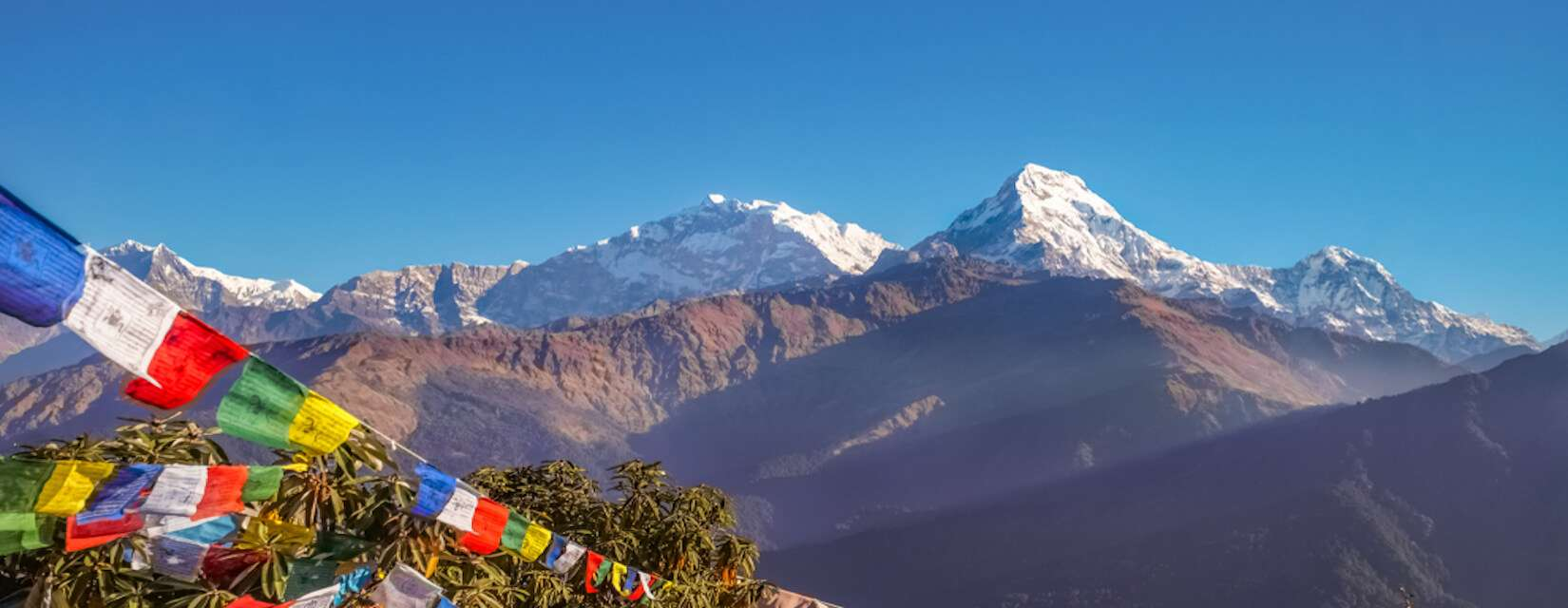 Annapurna Base Camp Trek 14 Days