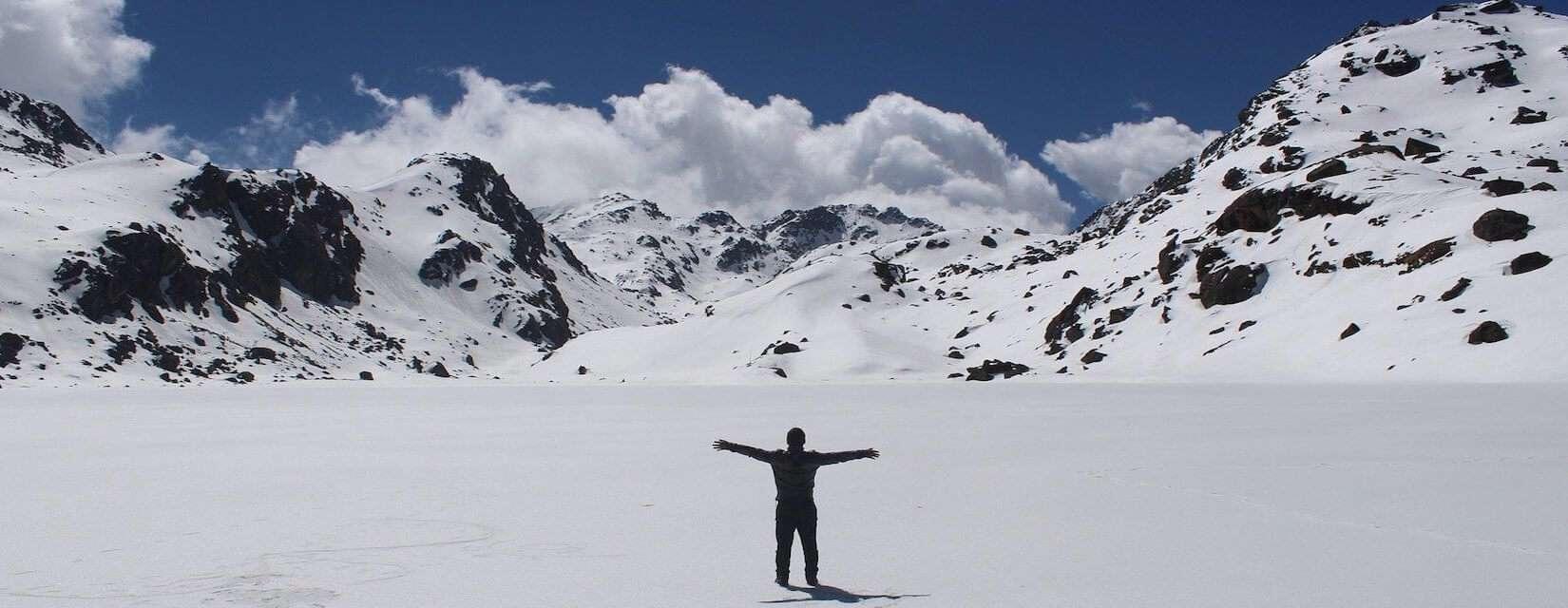 Gosaikunda trek in 4 days