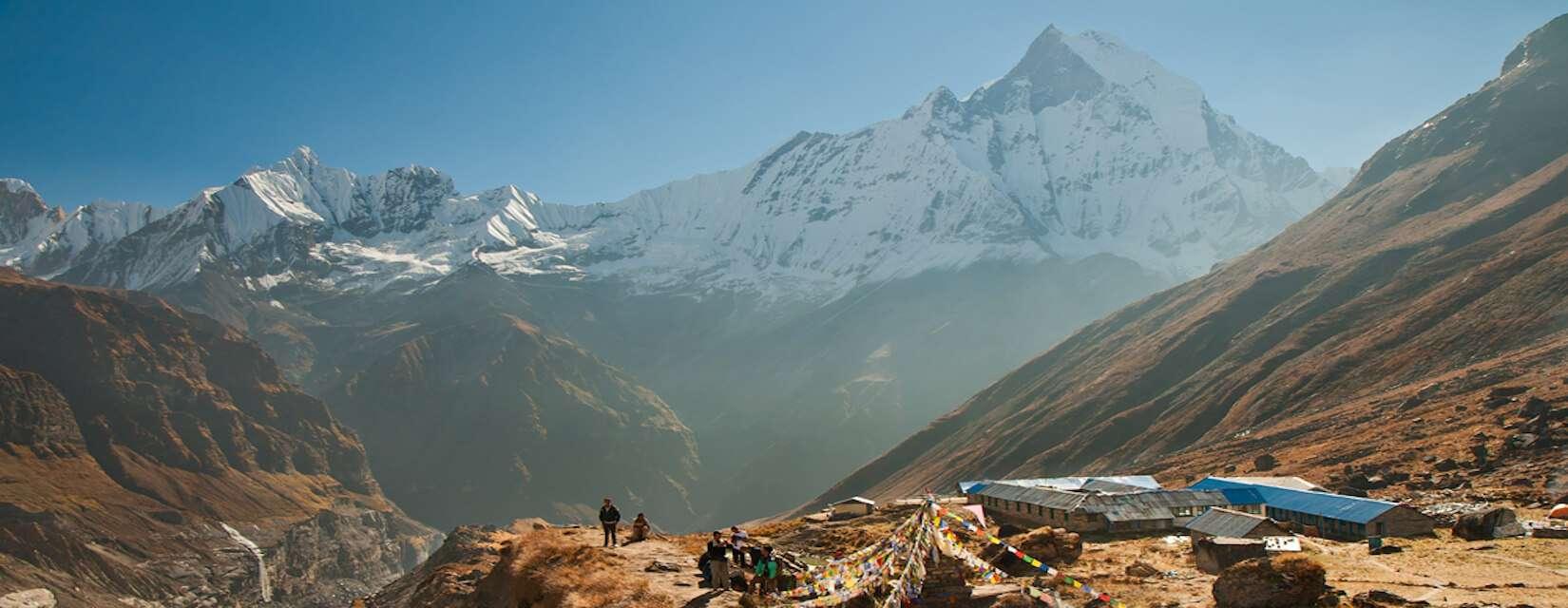 Is Annapurna Base Camp Trek Difficulty