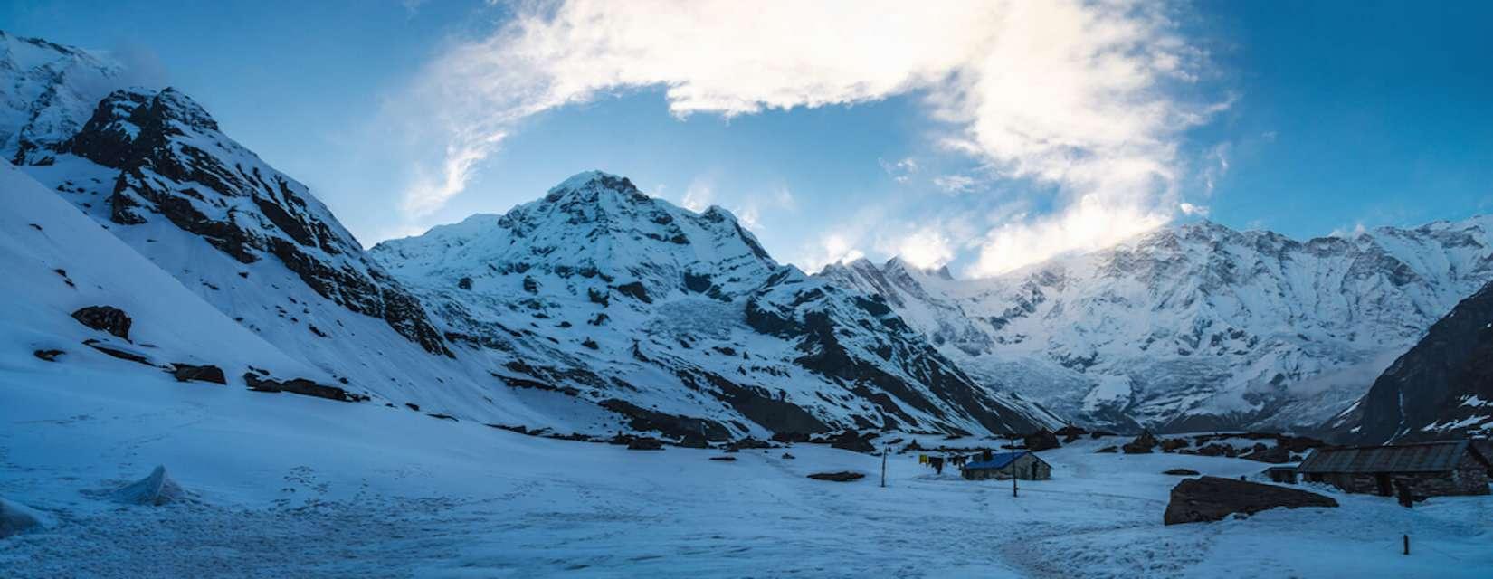 Annapurna Base Camp for a solo traveler