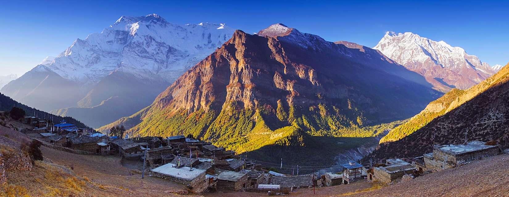 Cost for Annapurna Circuit Trek
