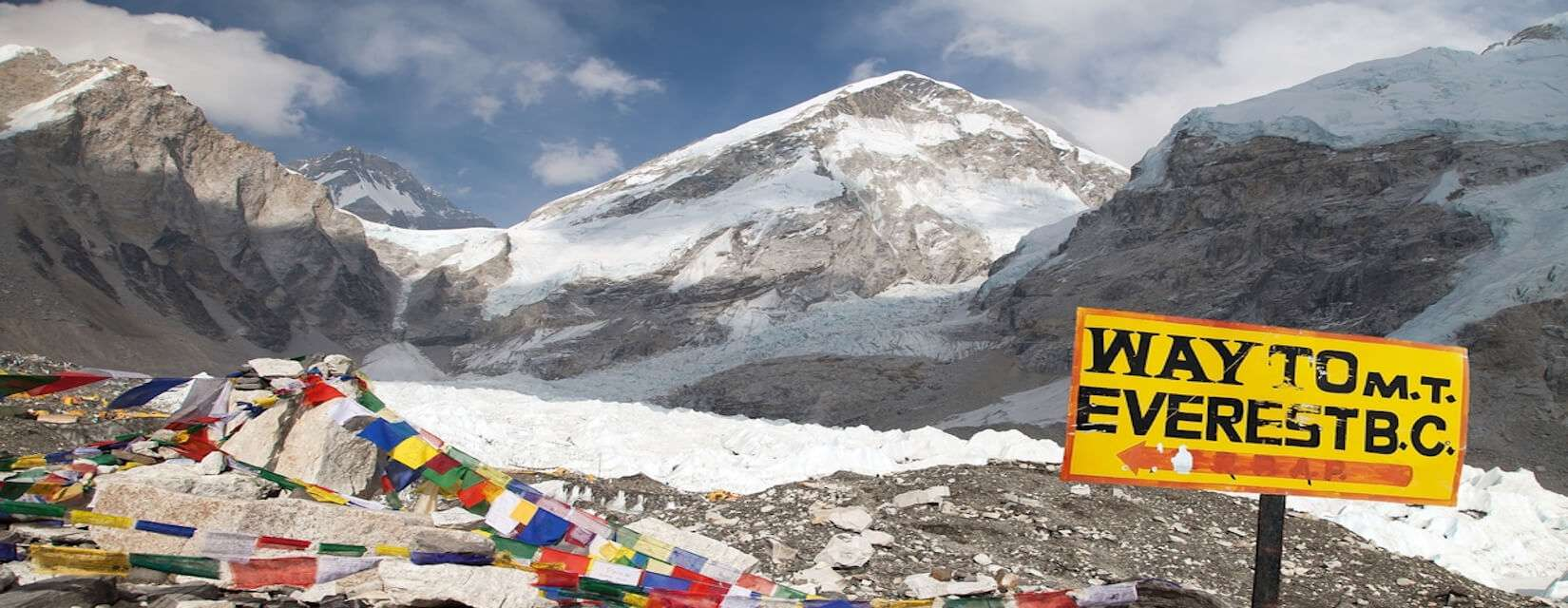 Everest Base Camp Trek Cost and Itinerary