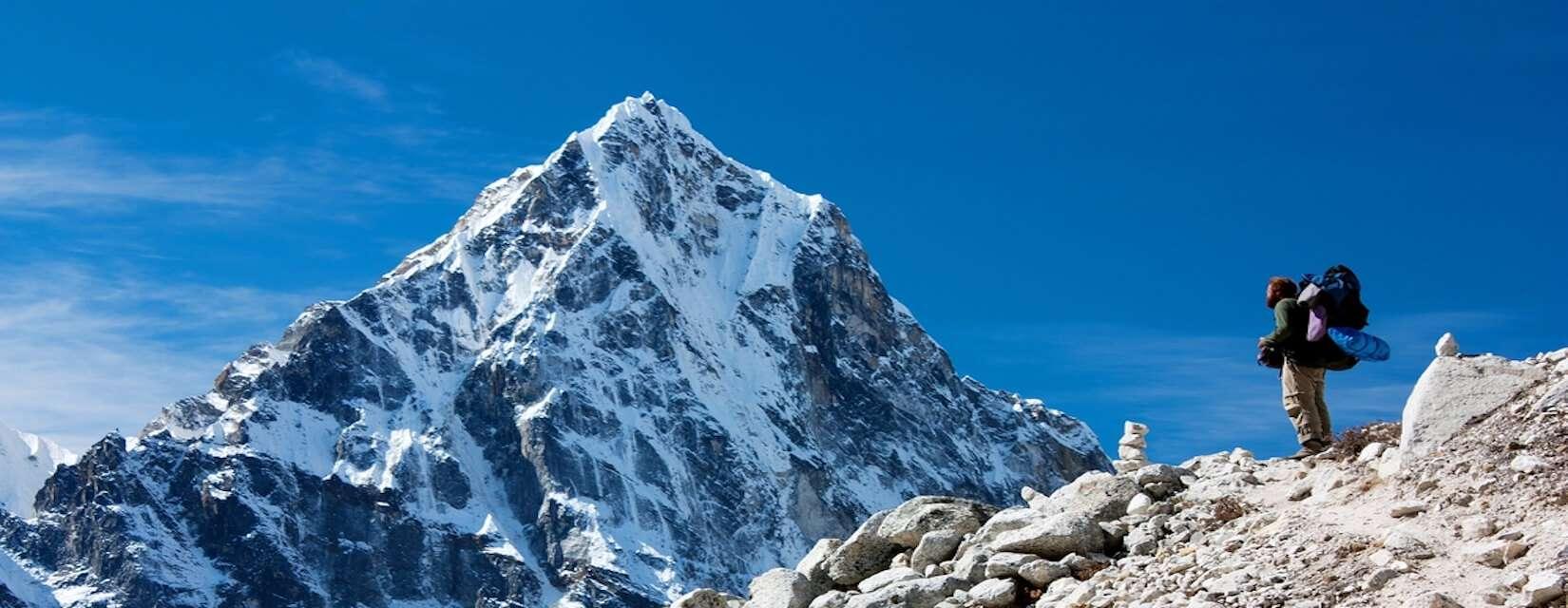 Everest Base Camp Trek from Shivalaya