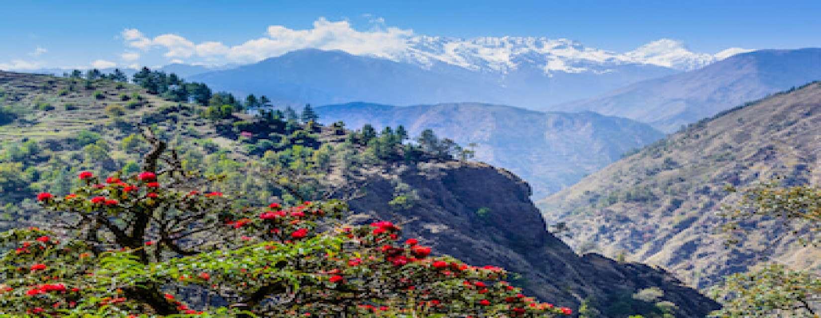 Ganesh Himal with Ruby Valley Homestay trek