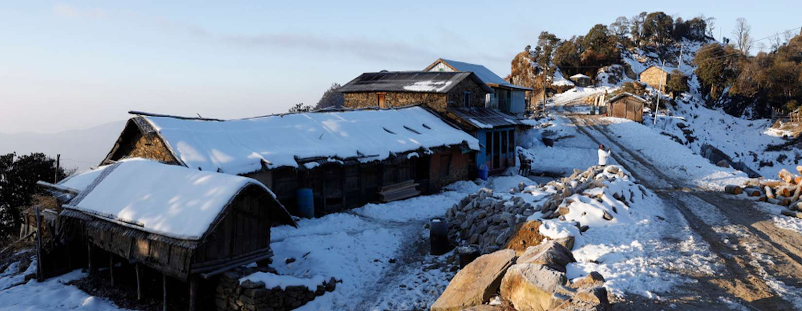 Ganesh Himal Homestay Trek