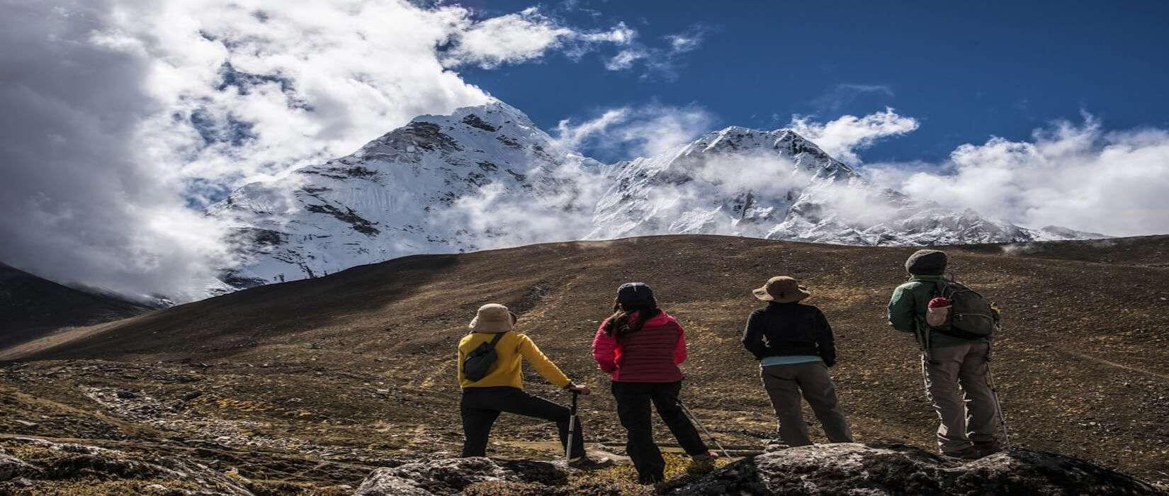 Himalayan Solo Trek