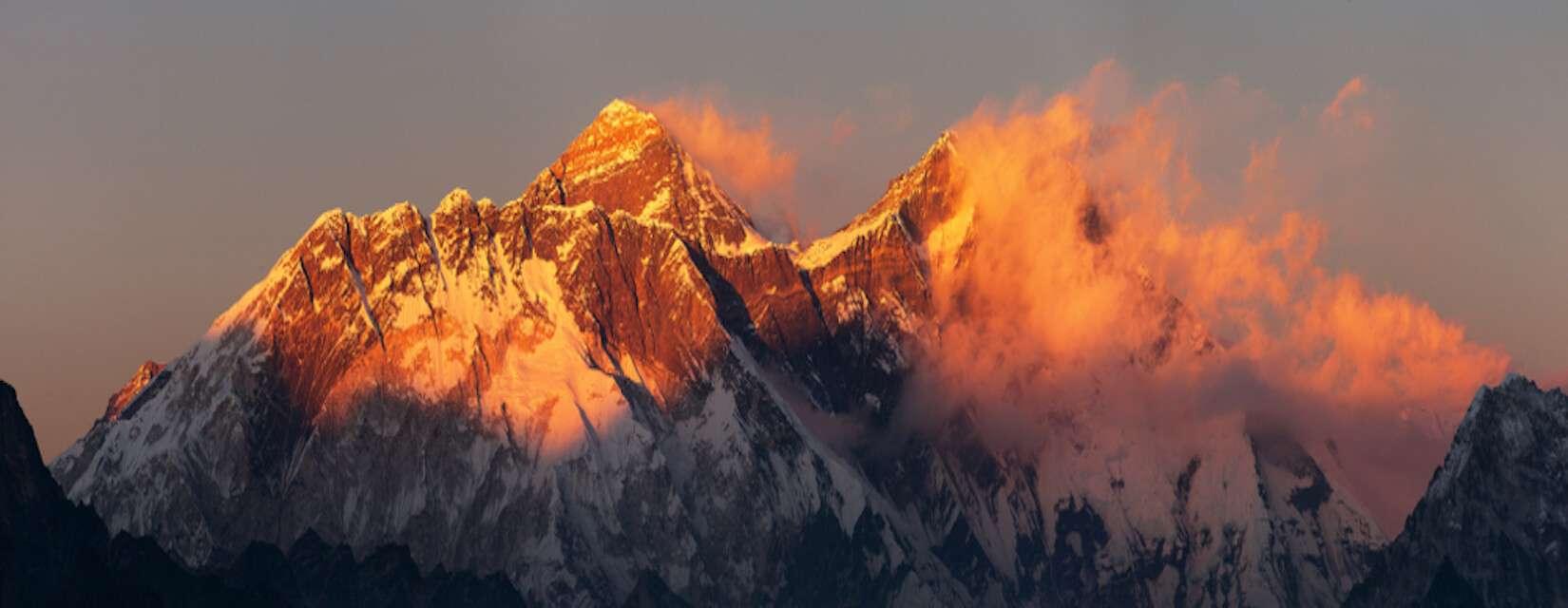 Himalayan Frozen Adventure