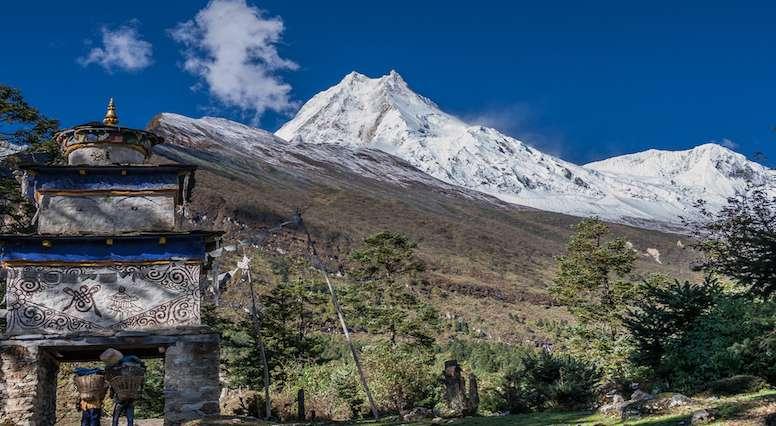 Manaslu Tusm Valley - Himalayan Frozen Adventure