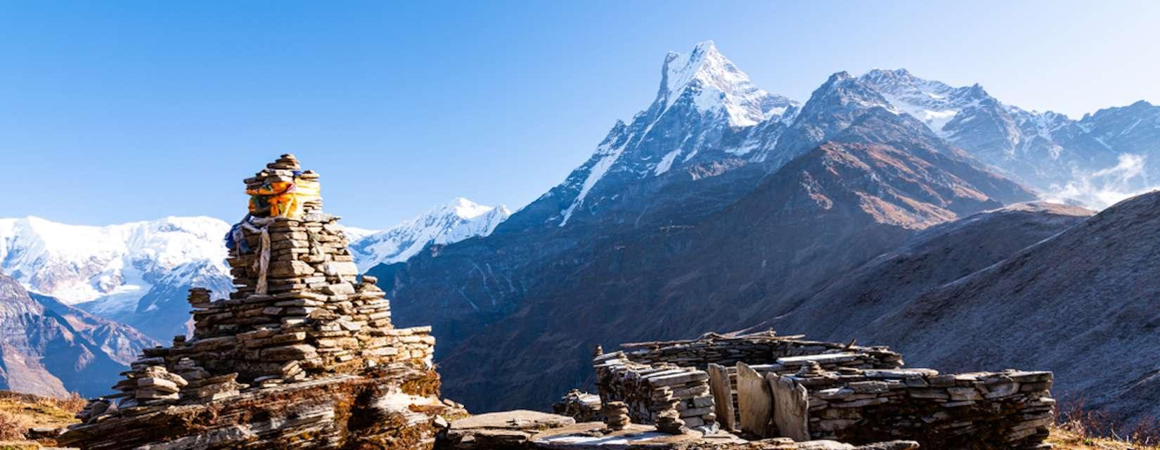 Mardi Himal Trek 4 Days