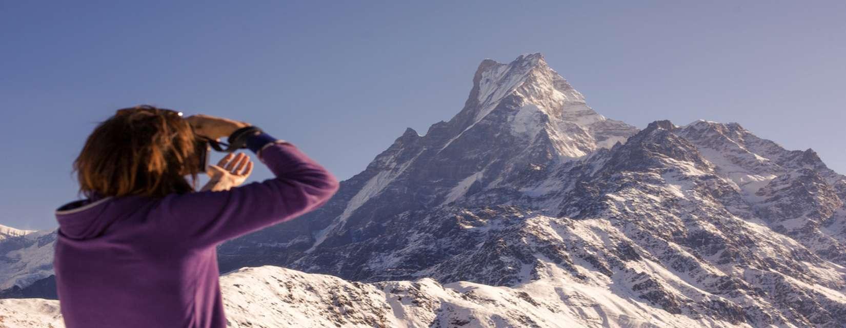 Mardi Himal Trek 6 Days Itinerary
