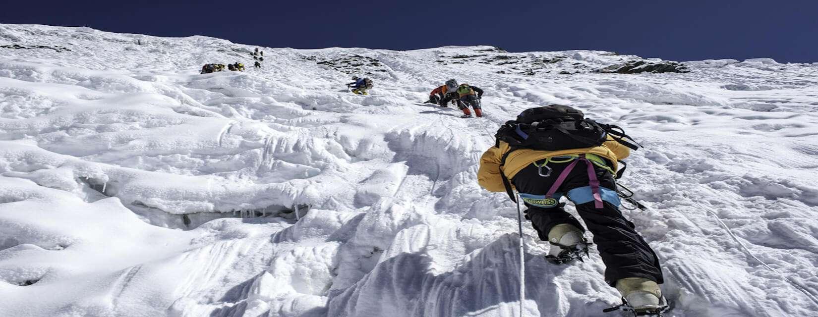 Pharchamo Peak Climbing