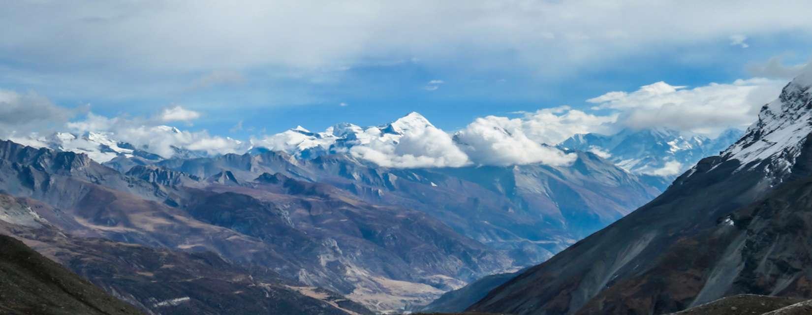 Short and Easy Trek in Nepal