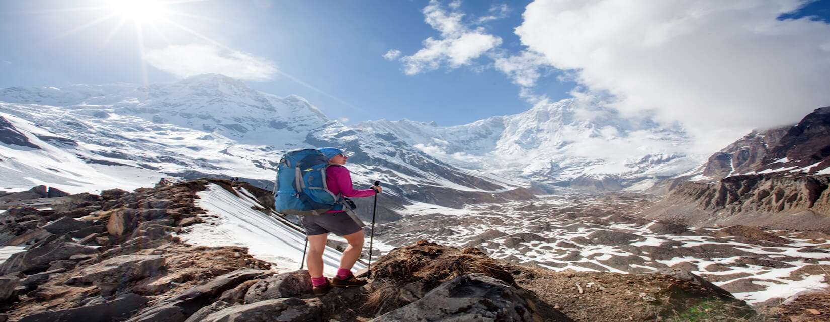 Short Annapurna Base Camp Trek - Days