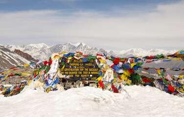 Annapurna Thorong La Pass Trek