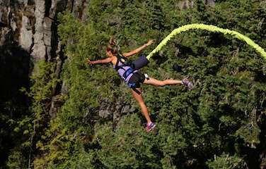 Bhote Koshi Bungee Jump