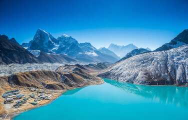 Everest with Gokyo and Cho La Pass - Himalayan Frozen Adventure