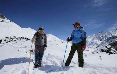 Everest Kongma La Pass Trek