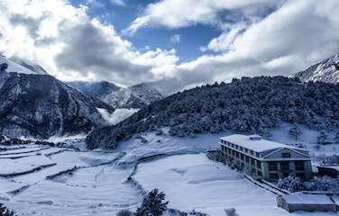 Everest Three high passes trek Itinerary