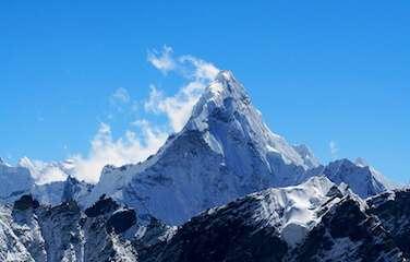 Everest view trek - Himalayan Frozen Adventure