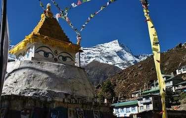Jiri to Everest Base Camp Trek Cost