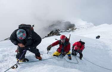 Lobuche peak climb with Everest base camp trek