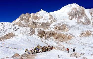 Manaslu circuit trek - Himalayan Frozen