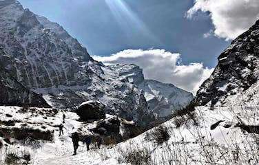 Manaslu Rupina La Pass Trek