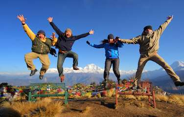 Poon Hill Short Hike